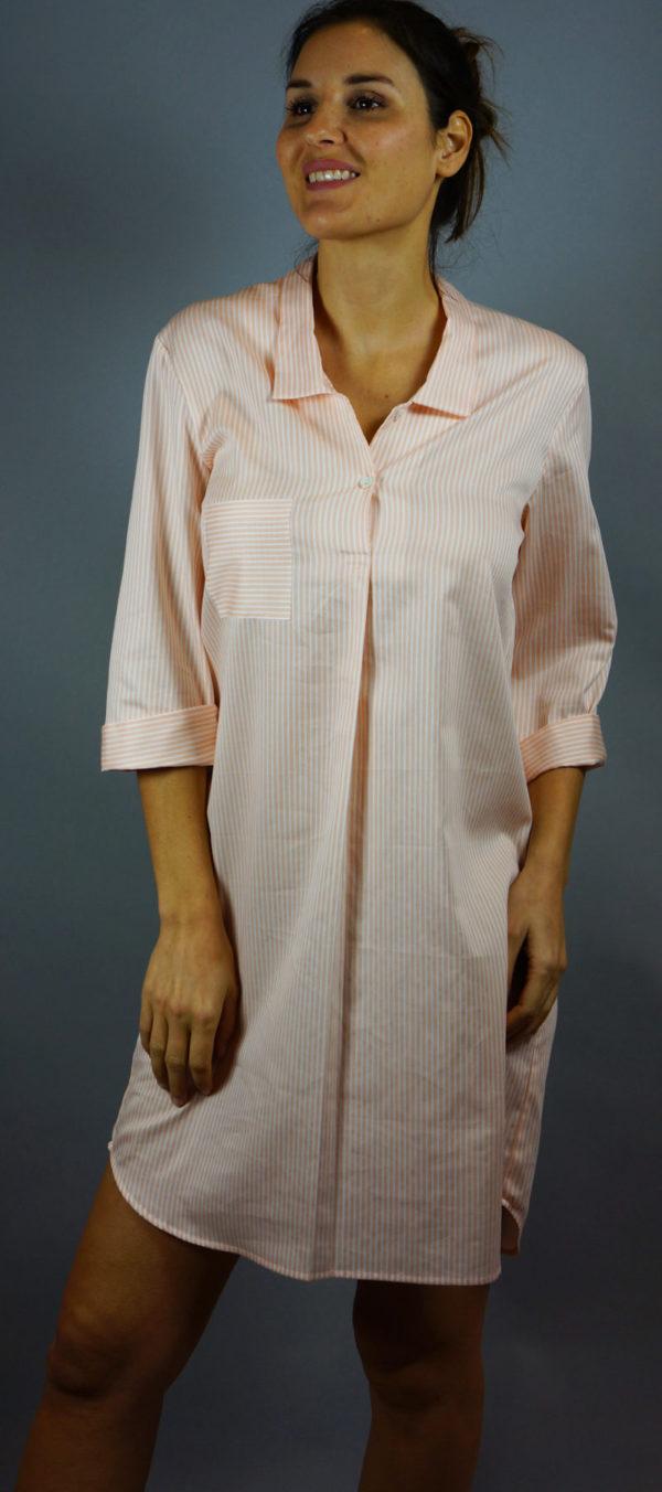 liquette coton femme